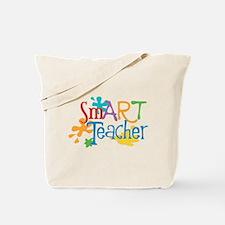 SmART Art Teacher Tote Bag