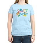 SmART Art Teacher Women's Light T-Shirt