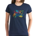 SmART Art Teacher Women's Dark T-Shirt