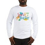 SmART Art Teacher Long Sleeve T-Shirt