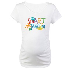 SmART Art Teacher Shirt