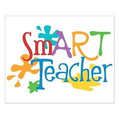 SmART Art Teacher Posters