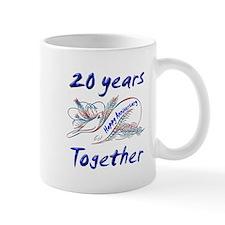 anniversary birds 20 Mugs