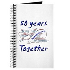 50th wedding anniversary party Journal