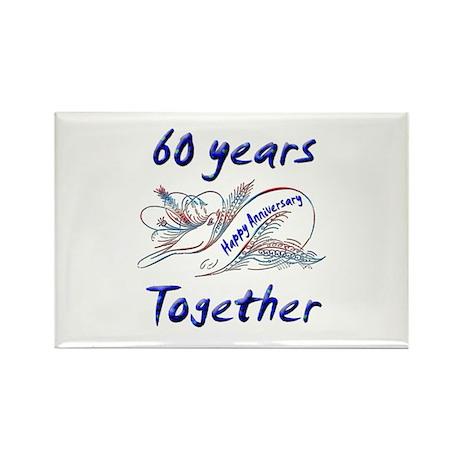 anniversary birds60 Magnets