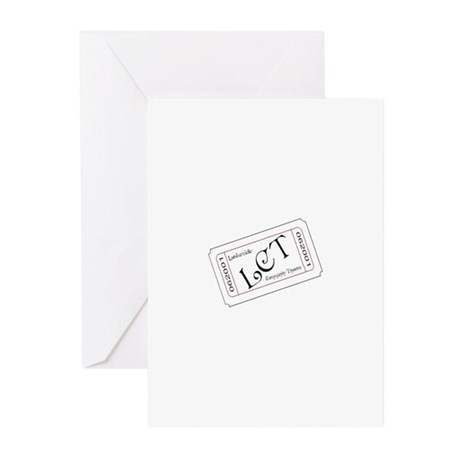 LCT Greeting Cards (Pk of 20)
