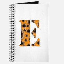 The Letter 'E' Journal