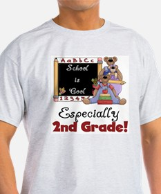 2nd Grade School is Cool T-Shirt