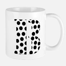 The Letter 'B' Small Small Mug