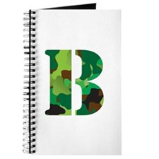 The Letter 'B' Journal