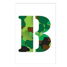 The Letter 'B' Postcards (Package of 8)