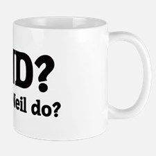 What would Neil do? Mug