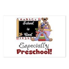 Preschool School is Cool Postcards (Package of 8)