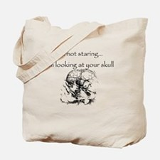 I'm looking at your skull Tote Bag