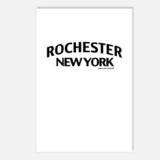 Rochester Postcards (Package of 8)