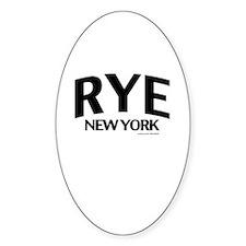 Rye Decal