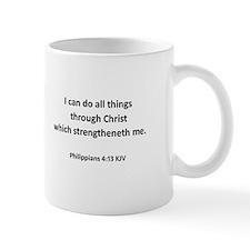 Phil 4:13 Mug Aa