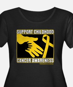 Childhood Cancer Hands T
