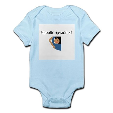 Happily Attached 2 Infant Creeper