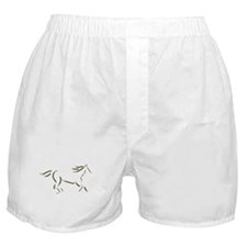Wind Horse Boxer Shorts