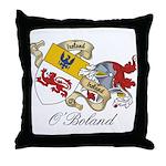 O'Boland Sept Throw Pillow