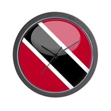 Trinidad & Tobago Wall Clock