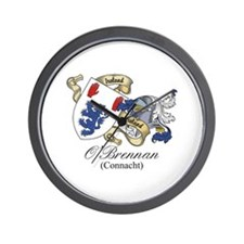 O'Brennan Sept Wall Clock