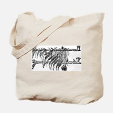 Native Pipes Tote Bag