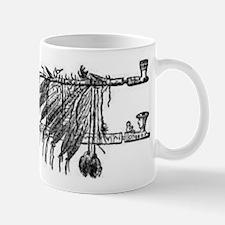 Native Pipes Mug