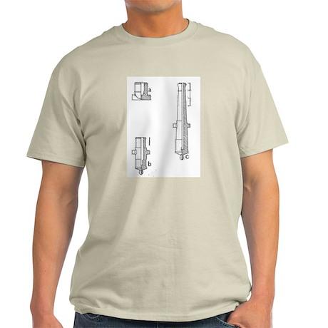 Artillery 1861-1865 Light T-Shirt