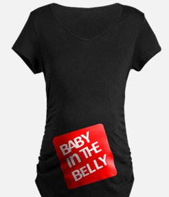 Baby in the Belly T-Shirt