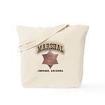 Jerome Arizona Marshal Tote Bag