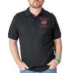 Jerome Arizona Marshal Organic Kids T-Shirt (dark)
