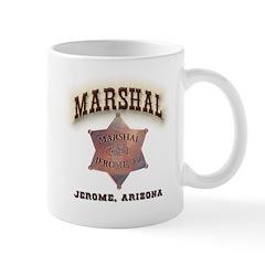 Jerome Arizona Marshal Mug