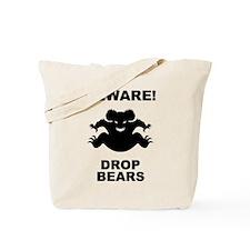 Drop Bears! Tote Bag