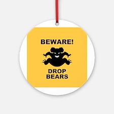 Drop Bears! Ornament (Round)