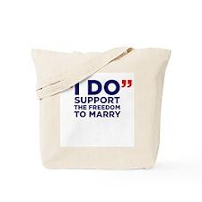 """""""I DO"""" Tote Bag"""