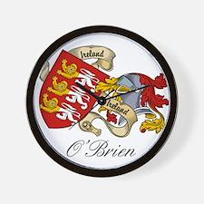 O'Brien Sept Wall Clock