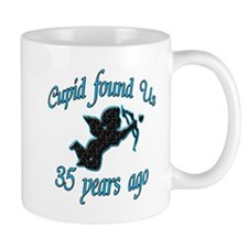 Funny 35th wedding anniversary Mug