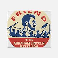 Funny Fascism Throw Blanket