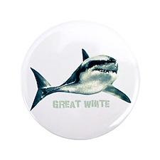"Great White 3.5"" Button"