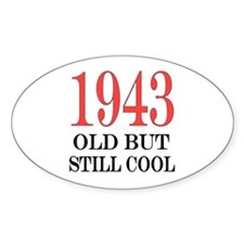 1943 Decal