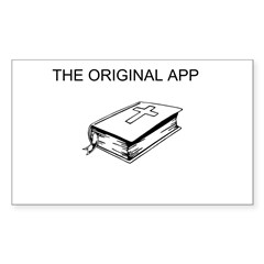 The Original App Decal