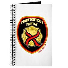 ThinRedLine FirefighterFamily Journal