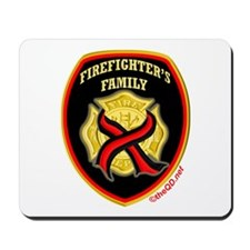 ThinRedLine FirefighterFamily Mousepad