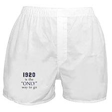 Unique 1920's Boxer Shorts