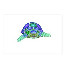 Tortoise Totem Postcards (Package of 8)