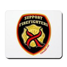 ThinRedLine SupportFirefighte Mousepad