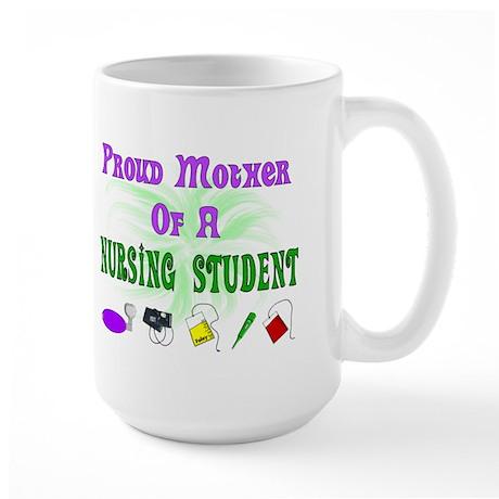 More Student Nurse Large Mug