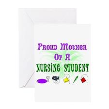 More Student Nurse Greeting Card